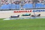 Buddy Rice, Jeff Simmons und Tomas Scheckter