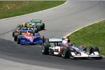 Race-Action in Mid-Ohio