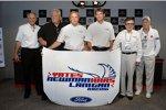 Das neue Yates/Newman/Haas7Lanigan-Team