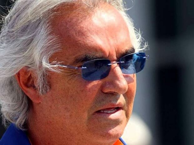 Flavio Briatore (Teamchef)