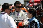Dario Franchitti und Danica Patrick (Andretti Green)