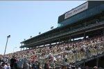 Viele Fans kamen nach Sears Point