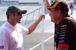 David Stremme Ganassi im Gespräch mit Donnie Wingo