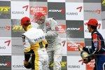 Sebastien Buemi Romain Grosjean Harald Schlegelmilch (ASM) (Mücke) (HS)