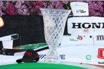 Tony Kanaans Siegerpokal