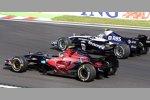 Sebastian Vettel (Toro Rosso) und Alexander Wurz (Williams)