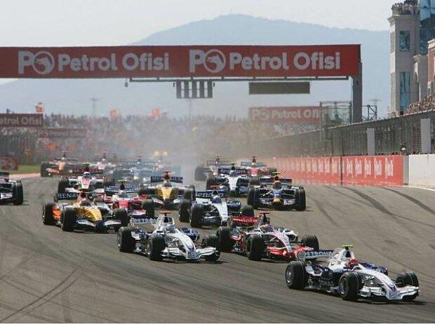Start in Istanbul 2007