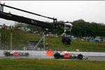Lewis Hamilton und Fernando Alonso (McLaren-Mercedes)
