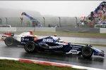 Nico Rosberg (Williams) und Ralf Schumacher (Toyota)