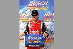 Matt Kenseth mit der Pole im Busch-Rennen