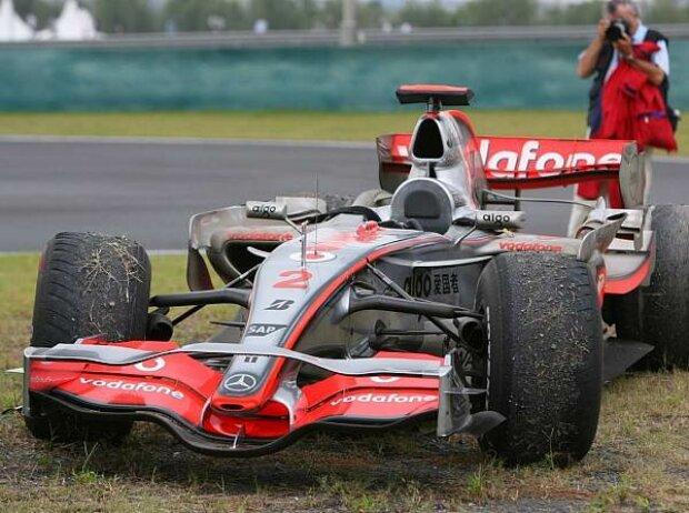 Lewis Hamiltons MP4-22