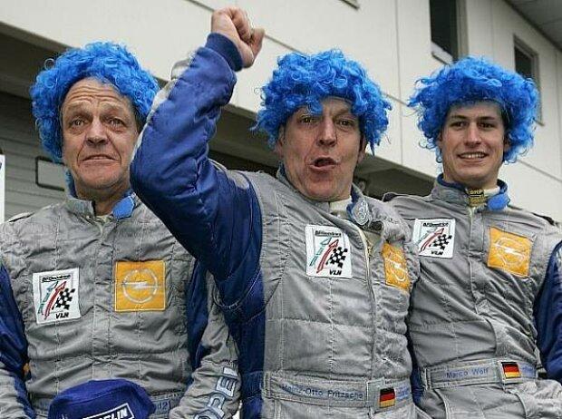 Jürgen Fritzsche, Heinz-Otto Fritzsche, Marco Wolf