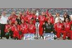 Das Edwards-Team beim Siegerfoto