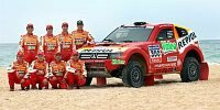 Repsol-Mitsubishi-Ralliart-Team