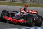 Heikki Kovalainen (McLaren-Mercedes)