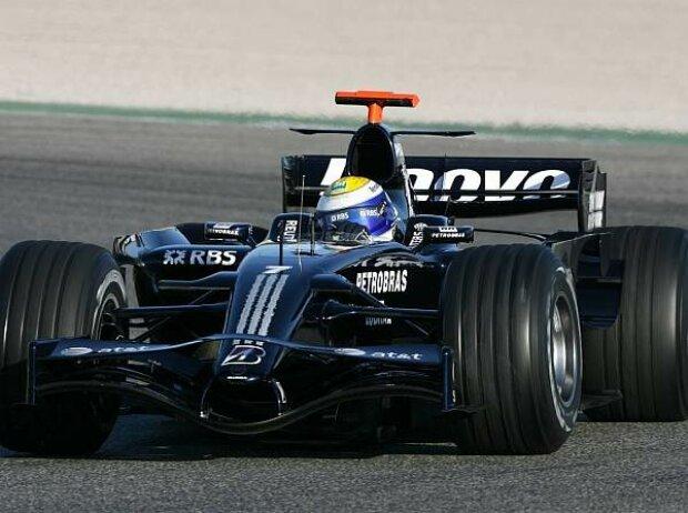 Nico Rosberg Williams FW 30
