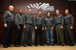 Joe Gibbs Racing Gruppenfoto