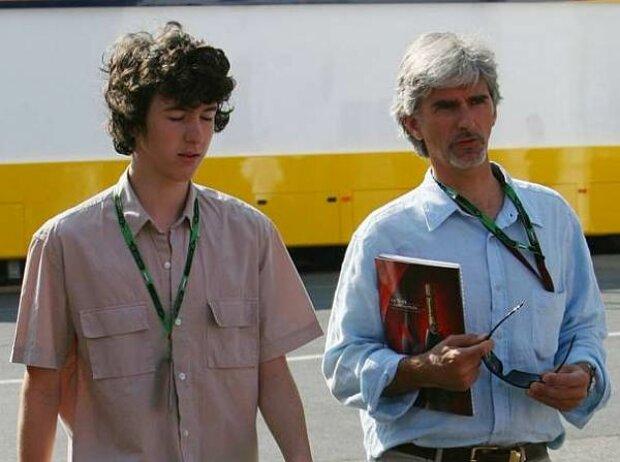 Joshua Hill, Damon Hill