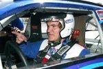2005: Quentin Tarantino probiert einen NASCAR