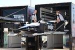 Das Auto von Marco Andretti (Andretti Green)