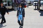 Danica Patrick Andretti Green