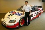 2006: Erster NASCAR-Auftritt von  Sam Hornish Jun.
