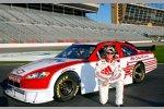 2007: Atlanta-Tests Dale Earnhardt Jun. zum ersten Mal für Hendrick Motorsports
