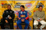 2007: Die Open-Wheel-Gang Dario Franchitti Patrick Carpentier und Jacques Villeneuve