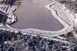 1958: Das alte Oval in Lakewood