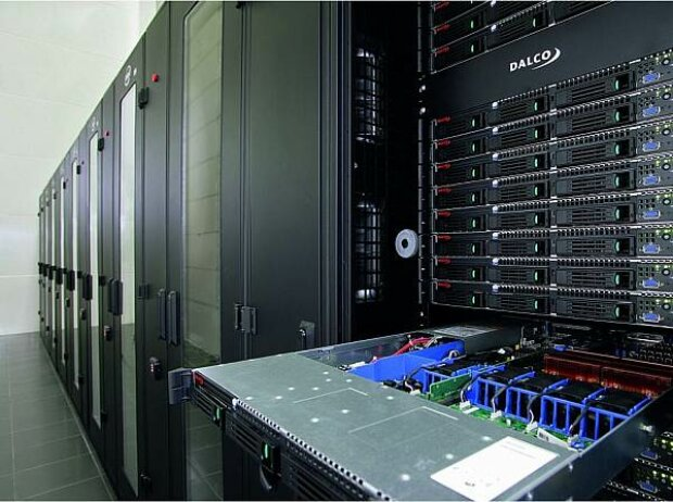 Supercomputer Albert2