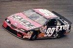 1997:  Jeff Burton gewinnt für Roush sein erstes Cup-Rennen