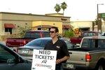 2006: Kyle Busch - NASCAR-Tickets in Phoenix sind rar