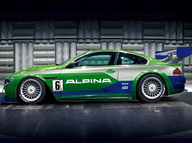 BMW Alpina B6 GT3 Coupé