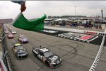 2007: Start Clint Bowyer auf Pole