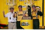 2004: Jack Roush Matt Kenseth und Robbie Reiser
