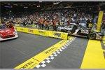 2006: Martin Truex Jun.gewinnt die Pit-Crew-Challenge