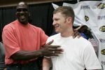 2007: Michael Jordan mit Dale Earnhardt Jr.