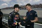 Brian Vickers David Coulthard