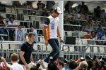 Sébastien Bourdais (Toro Rosso) und Nelson Piquet Jr. (Renault)