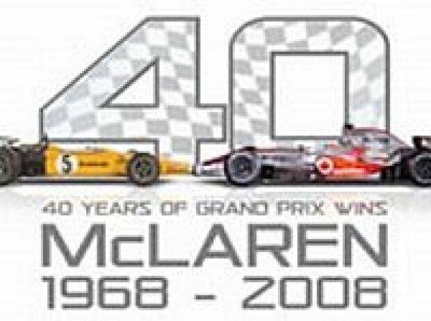 40 Jahre McLaren
