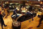 Alexander Wurz Pedro Lamy Stephan Sarrazin (Peugeot)