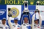 Jacques Villeneuve Nicolas Minassian (Peugeot)