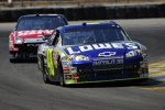 Jimmie Johnson Carl Edwards