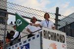 Die Kulisse von Richmond