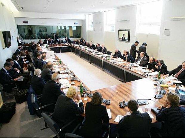 World Council der FIA