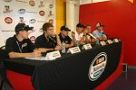 James Buescher Landon Cassill Cale Gale Joey Logano Chase Miller Josh Wise (Nationwide/Gateway)
