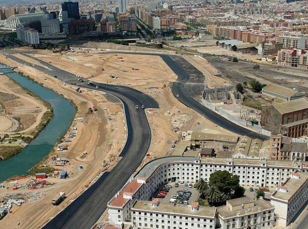Neuer Stadtkurs in Valencia