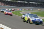 Jimmie Johnson Jeff Gordon Hendrick