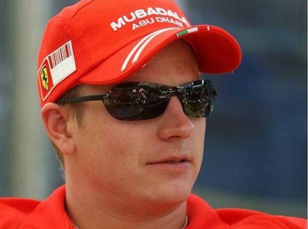 Kimi Räikkönen