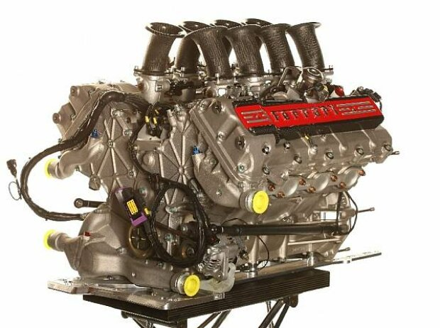 A1GP-Ferrari Motor